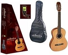 Comprar Admira (Alba) Iniciacion 3/4 (PACK) Guitarra clásica española