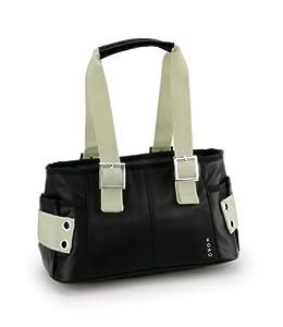 Amazon Com Koko Christy Lunch Bag Black Reusable Lunch