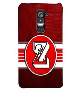PRINTSWAG TYPOGRAPHY Designer Back Cover Case for LG G2