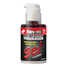 Vibra-TITE 135 Permanent Strength Gel Anaerobic Threadlocker