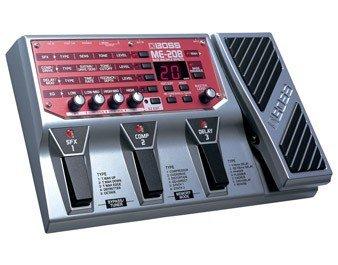 Boss ME-20B Bass Multi-Effects