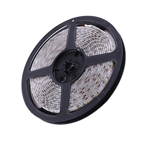 Ggl Waterproof Superbright 3528 Smd 300-Led Rgb Flexible Pcb Led Strip Light Flash Lamp Ribbon With Self-Adhesive Tape Backing 16.4Ft 5M Per Reel - Ideal For Various Residential Industrial Commercial Decorative Lighting Applications