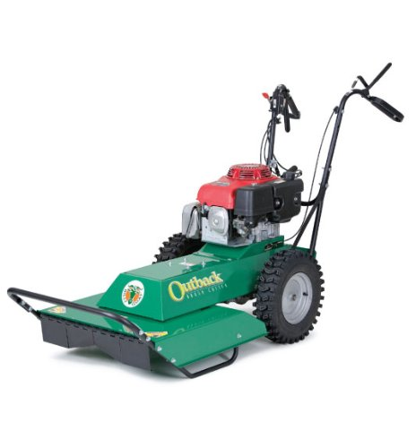 Billy Goat Bc2403Heb 24-Inch Outback Brush Mower, 388 Cc Honda Engine, Electric Start