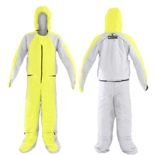 DOPPELGANGER(ドッペルギャンガー) アウトドア ヒューマノイドスリーピングバッグ 人型寝袋 ver.6.0 DS-24B Willy [最低使用温度 5度]