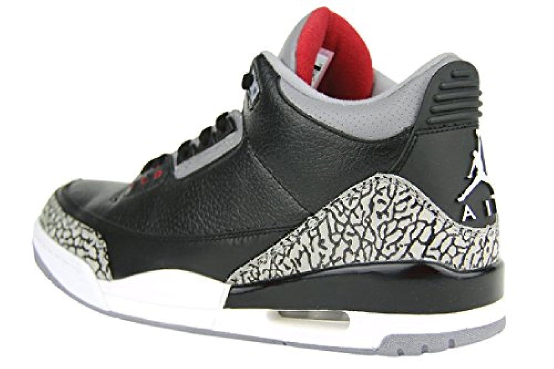 5a6ae09323f0fd ... Nike Air Jordan 3 Retro 88 Black Cement Style 136064 010 (12) ...