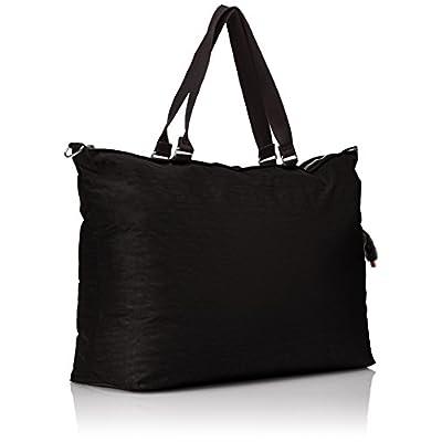 Kipling - XL Bag - Travel tote - Black - ( Black) - luggage