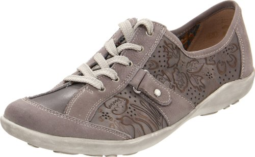 Rieker Women'S R1719 Liv 19,Grey/White Iron,41 Eu (9.5 M Us Women'S) front-407210