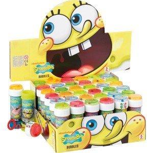 Bob Esponja - Spongebob 397047100A - bolle di sapone 60ml - Visualizzazione 36 unità
