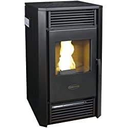 US Stove R5824 Pellet Stove with Igniter Furnace