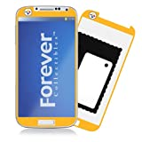 Forever Collectibles Pittsburgh Steelers Team Logo Screen Protector Samsung Galaxy S4 (2-Pack) at Amazon.com