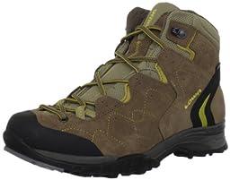 Lowa Women\'s Focus GTX QC Hiking Boot,Beige/Yellow ,7 M US