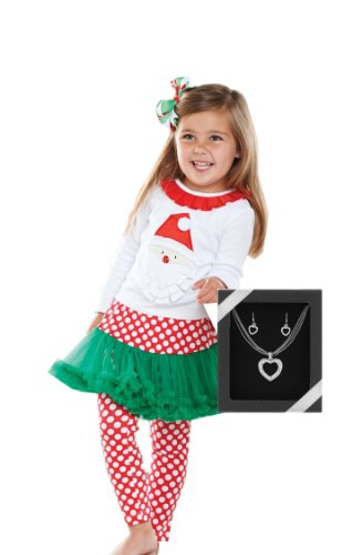 Mud Pie Christmas Outfit