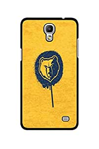 Caseque The Yellow Lion Back Shell Case Cover for Samsung Galaxy Mega 2