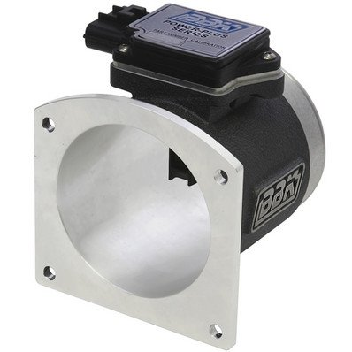 BBK 8006 76mm Mass Air Flow Meter MAF Sensor Calibrated For 19 lb Injectors, Factory Air Box Calibration for Ford Mustang 5.0L (exc Cobra)