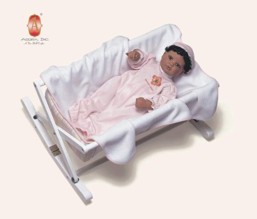Adora Cradle Baby Doll Black Girl 47R20531 - Buy Adora Cradle Baby Doll Black Girl 47R20531 - Purchase Adora Cradle Baby Doll Black Girl 47R20531 (Adora, Toys & Games,Categories,Dolls,Baby Dolls)