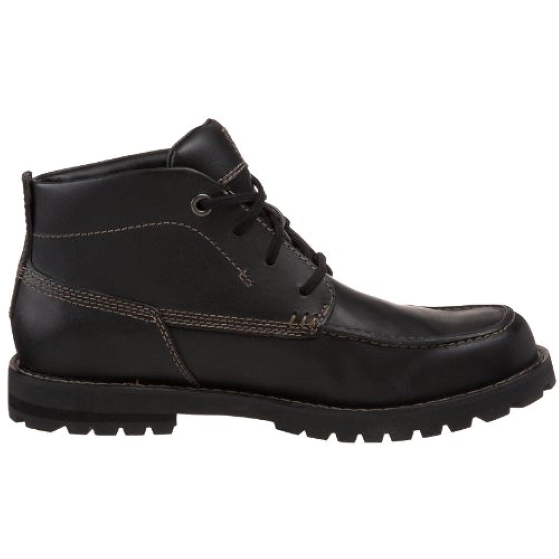 timberland baluster chukka boots black
