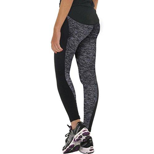 Ouneed® Yoga Sport pants,Donne Sport Pantaloni Athletic Gym Ghette Allenamento