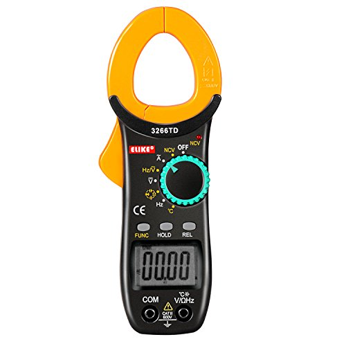 ELIKE-600A-Auto-ranging-Digital-Clamp-Meter-Multimeter-with-NCVTemp-Frequency-and-Capacitance-Test