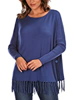 Bleu Marine Jersey Stacy (Azul Medio)