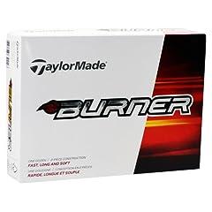 Buy New Taylor Made Golf 2014 Burner Golf Balls Case Pack (6)Dozen Golf Balls by Unknown