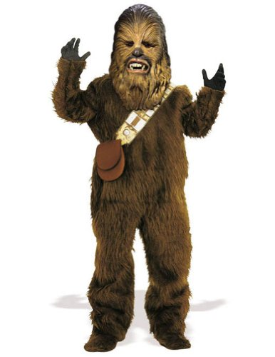 Chewbacca Adult Deluxe Costume Adult Mens Costume