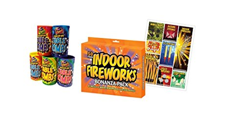5-x-table-bombs-50-indoor-fireworks-huge-party-value-pack-set