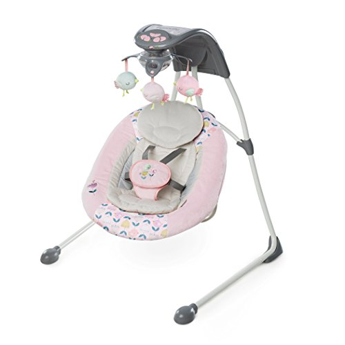 Ingenuity Inlighten Cradling Swing, Ansley