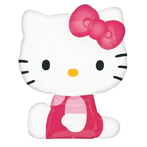 Anagram International 2175301 Hello Kitty Shop Side Pose Pack, 27""
