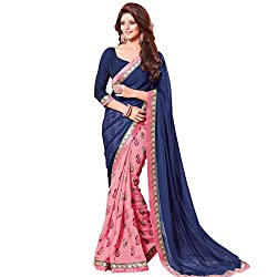 Signature Fashion Georgette Saree with Blouse
