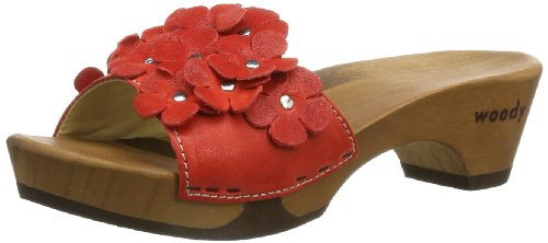 Woody Lilli 14250/85 Damen Clogs