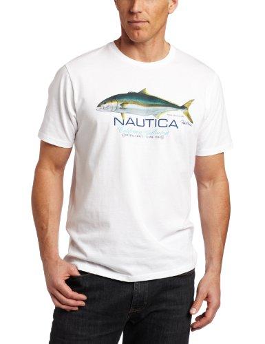 Nautica Men's California Yellow Tail T-Shirt