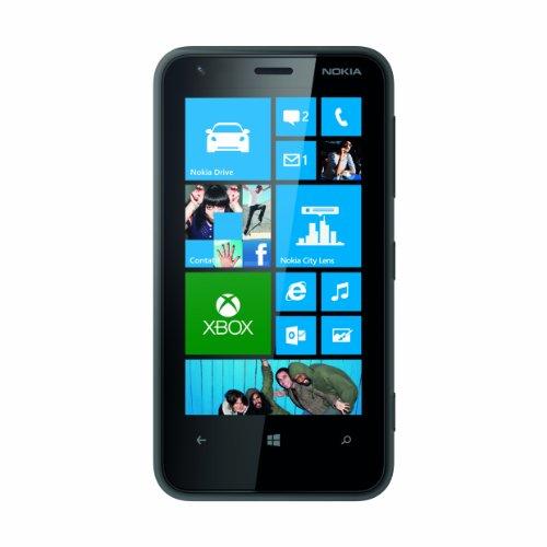 Nokia Lumia 620 Smartphone, Nero [Italia]