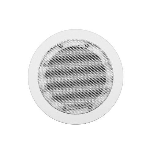 Steamist Tss-Cl Audiosense Classic Exposed Speakers, White front-194603