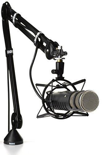 RODE PSA1 Swivel Mount Studio Microphone Boom Arm - 4