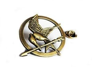 Mockingjay Pin Badge - Bronze