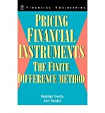 img - for [(Pricing Financial Instruments: The Finite Difference Method )] [Author: Domingo Tavella] [May-2000] book / textbook / text book