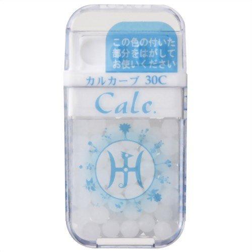 ホメオパシージャパンレメディー 基本9 Calc. カルカーブ 30C 大ビン