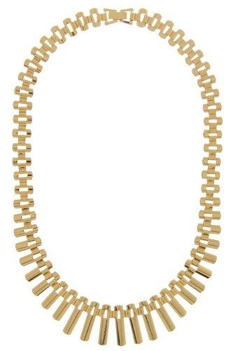 Karmas Canvas Design Chain Gorgeous Necklace front-1040410