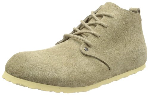 Birkenstock Dundee Lace-Ups Unisex-Adult Beige Beige (TAUPE) Size: 39