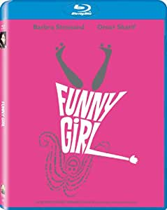 Funny Girl [Blu-ray] [Import]