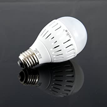 tess 100w replacement a19 led light bulb 20w warm white. Black Bedroom Furniture Sets. Home Design Ideas