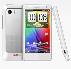 HTC Velocity 3G 4G LTE - Vodafone weiß ohne Simlock, ohne Vertrag