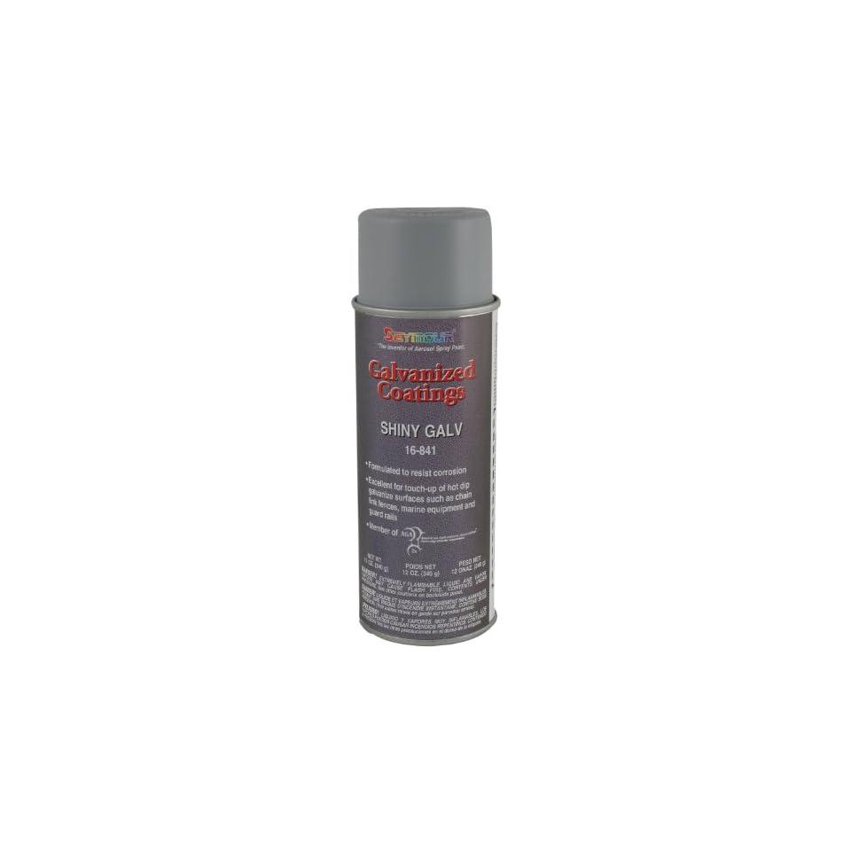 Seymour 16 841 Shiny Galvanized Coatings Spray Paint