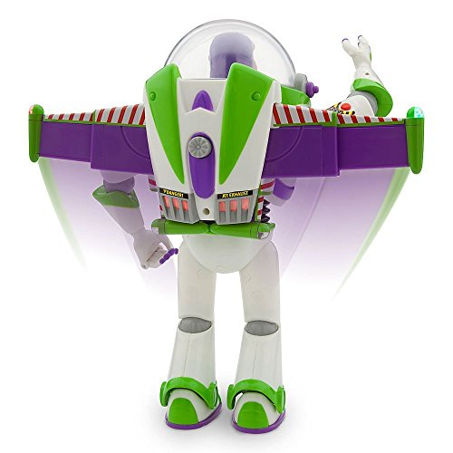 """Disney Advanced Talking Buzz Lightyear Action Figure 12/"""" Official Product"""