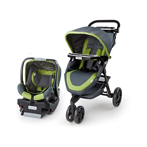 Ingenuity Instride Easy Up Travel System, Bristol (Intrust 35 Infant Car Seat compare prices)