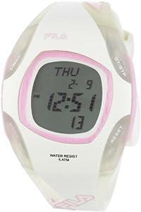 Fila Unisex-Armbanduhr Acquarello DigitalHandaufzug Plastik FA0671-14