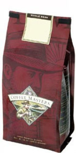 Coffee Masters Flavored Coffee Sugar Plum Pudding, Ground, 12-Ounce (Pack of 2)