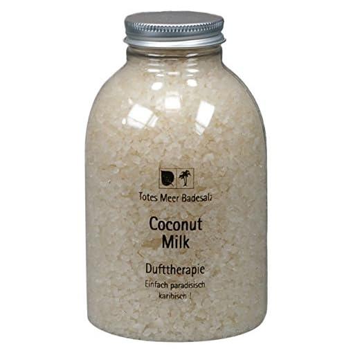 Totes-Meer-Natur-Badesalz-Kokosnuss-Milch-630-gr-beduftet-mit-hochwertigen-Parfmlen