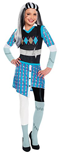 Rubie's Costume Monster High Frankie Stein Child Costume, Large