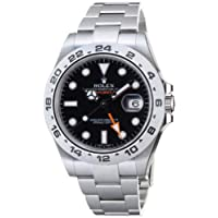 [ロレックス]ROLEX エクスプローラー2 GMT ブラック メンズ Ref.216570 メンズ 【並行輸入品】